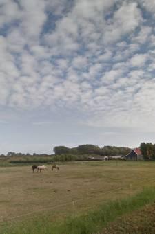 Bewoners Beatrixstraat Westkapelle willen geen scholen en gymzaal achter hun woningen