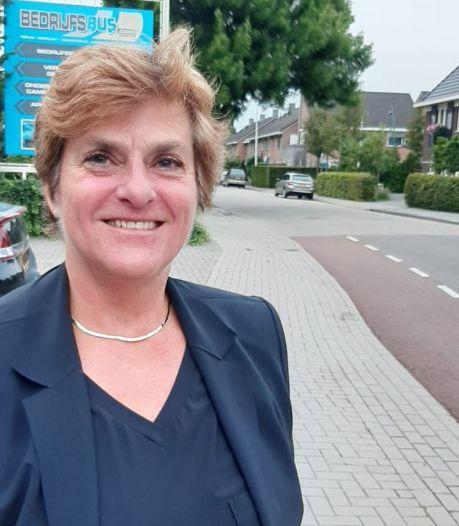 Burgemeester Nelly Kalfs woont eind deze week in Huissen