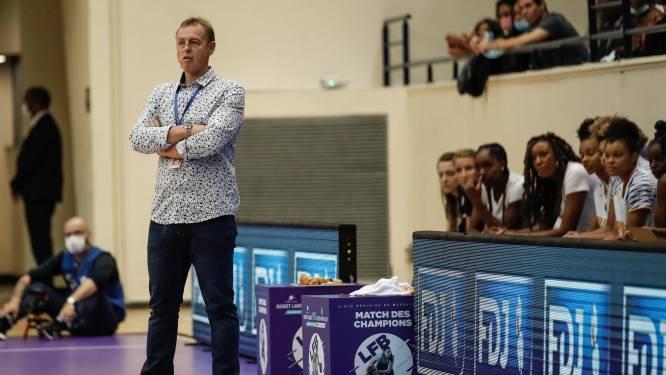 Fransman Demory volgt Philip Mestdagh op als bondscoach van Belgian Cats