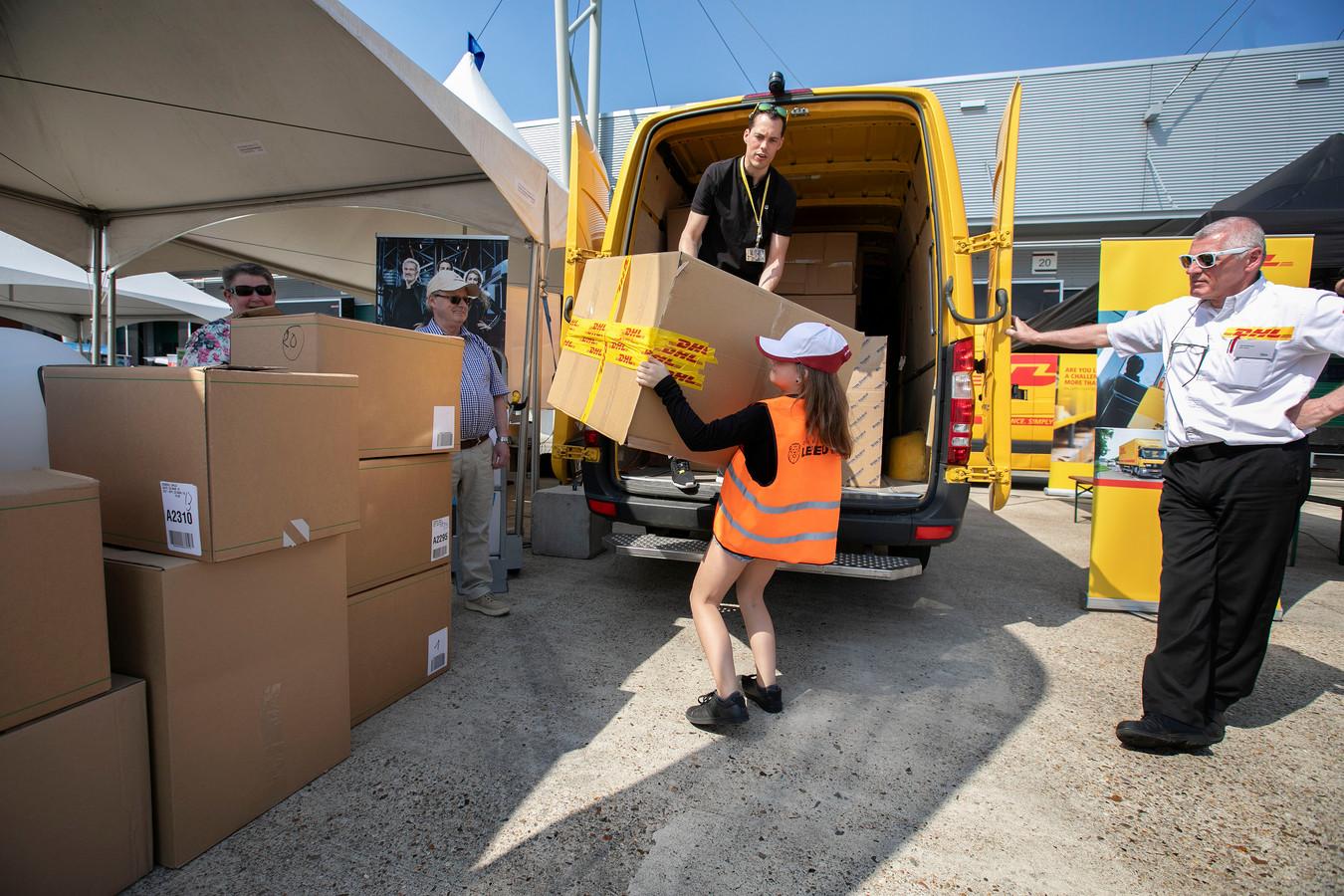 Eindhoven Dag van logisitek door Summa bij CEVA