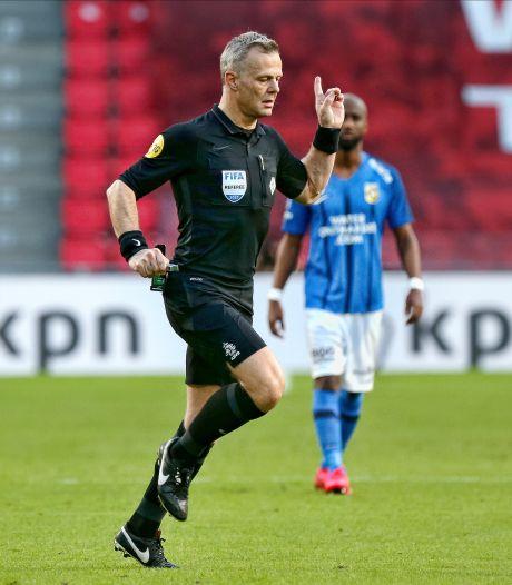 Kuipers kent geen twijfel over veelbesproken penaltymoment Vitesse tegen PSV
