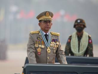 Militaire machthebber Myanmar belooft verkiezingen