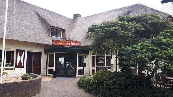 De Goffertboerderij in het gelijknamige park in Nijmegen.