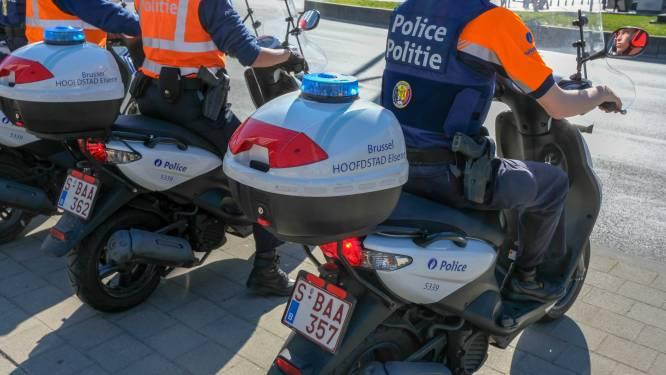 Brusselse politie klist drie drugdealers