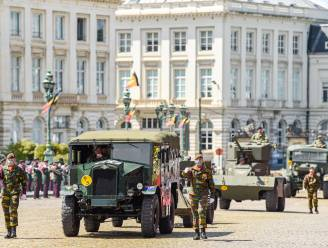 Verkeershinder verwacht in Brussel door nationale feestdag