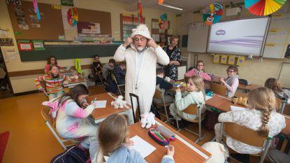 In 'peuyama' voor de klas