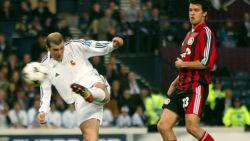 De eerste (en enige) van Los Galácticos. Met dank aan de wonderbaarlijke volley van Zidane