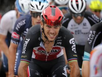 Philippe Gilbert redt samen met Chris Froome wielertoerist uit ravijn
