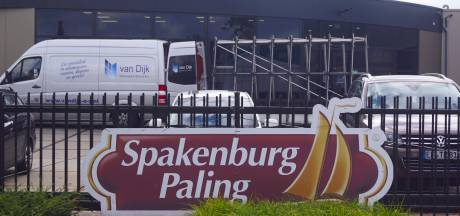 Drie personen breken in bij Spakenburg Paling in Bunschoten