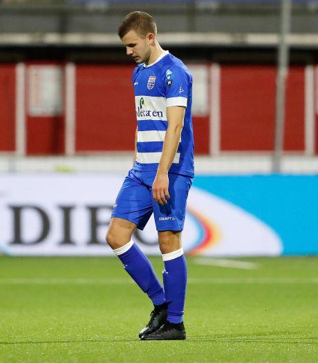 Na zijn vertrek bij PEC heeft Nunspeter Jesper Drost (28) nog altijd geen club. En hij is niet de enige