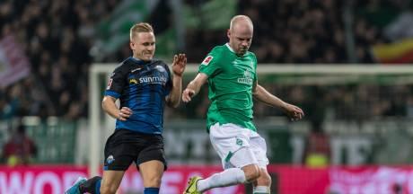 Werder Bremen op eigen veld voor schut tegen laagvlieger Paderborn