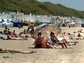 Zeeuws strand is een beetje populair