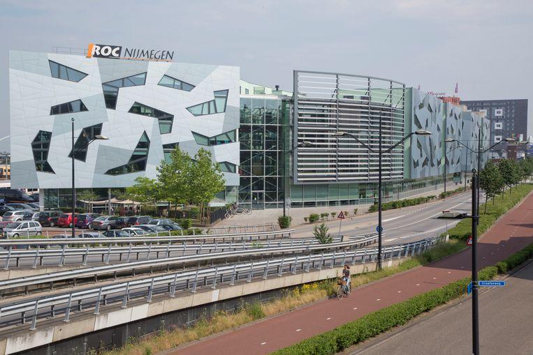 Bij het ROC Nijmegen werd het onderwijs drie jaar geleden halsoverkop ondersteboven gegooid. Beeld HH