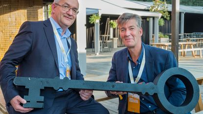 Jean-Paul Van Avermaet nieuwe voorzitter Voka Vlaams-Brabant