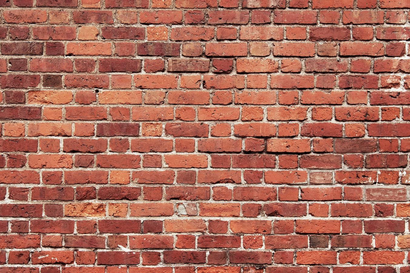 Stockfoto van een stenen muur.
