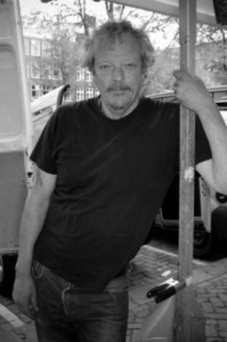 Willem Ekelschot. Beeld Privéfoto