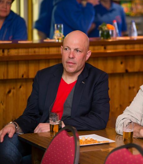 Gert Jakobs praat in wielercafé over zijn carrière en 'het diepe dal'