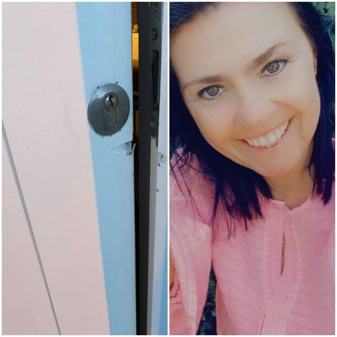 Maureen kreeg inbrekers over de vloer tijdens haar dienst in het vaccinatiecentrum