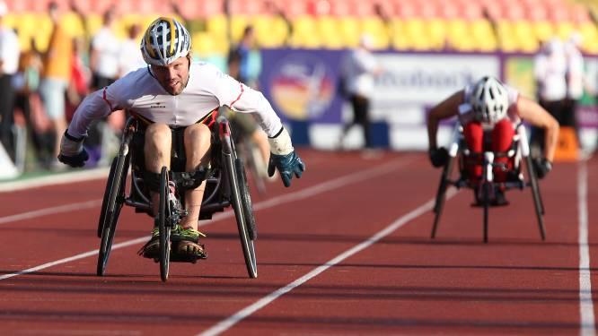 Peter Genyn uit Kalmthout flikt het opnieuw: Europees Kampioen op de 200 meter