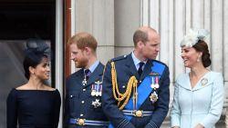"""""""Prins William en Harry hebben de strijdbijl eindelijk begraven"""""""