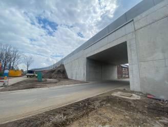 Ontsluitingsweg van Eisden op 19 april al deels open