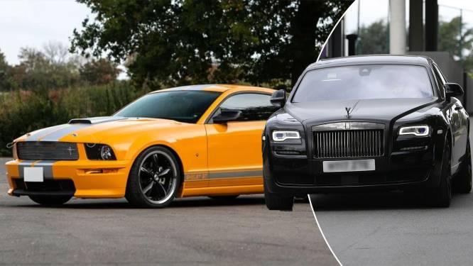 Van de ultieme voetballersauto tot de geveilde Ford Mustang van Kompany: een greep uit het wagenpark van onze Rode Duivels