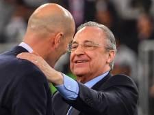 Perez (74) begint aan zesde termijn als voorzitter Real Madrid