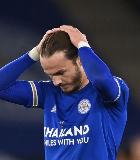 Leicester City lijdt mogelijk dure thuisnederlaag tegen Newcastle United
