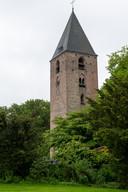 De toren van Oud-Leusden.
