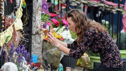 Brand in torengebouw Glasgow snel onder controle, Britten herdenken vandaag Grenfell