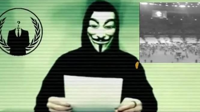 Anonymous verklaart IS de oorlog in videoboodschap