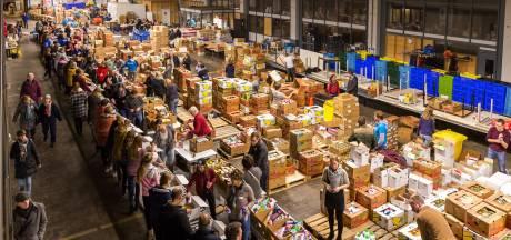 Meer boodschappen nodig voor Zwolse kerstpakketten