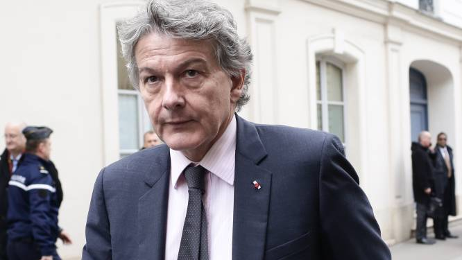 Macron stelt Thierry Breton voor als Europees commissaris nadat kandidatuur van Sylvie Goulard werd verworpen
