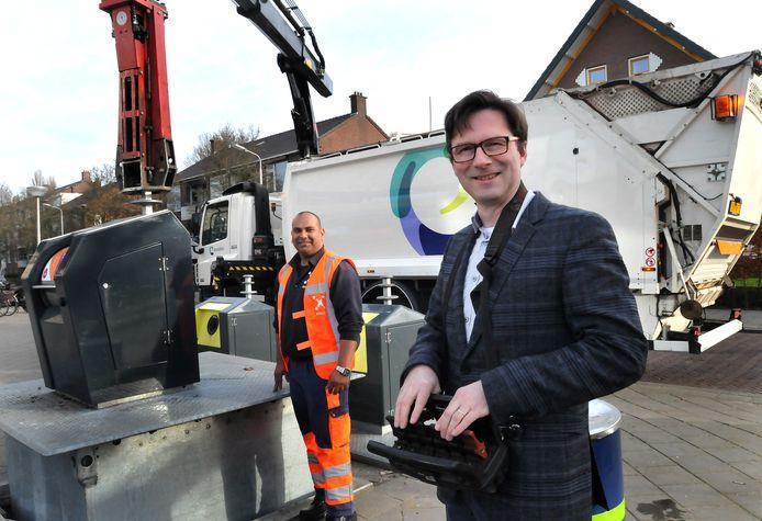 De Delftse wethouder Stephan Brandligt is voorzitter van het Avalex-bestuur. Volgens hem is HVC, de beoogde partner voor de afvalverwerking vanaf 1 januari 2022, een 'stabiel en gezond bedrijf'.