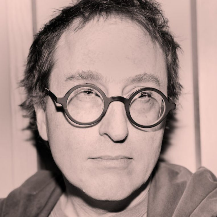 Jon Ronson, maker van twee pornopodcasts: The Butterfly Effect en The Last Days of August. Beeld Sanne De Wilde