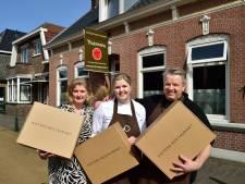 Michelinster valt pardoes in Bergambacht, maar is nog niet geland bij de chef-kok in maf coronajaar