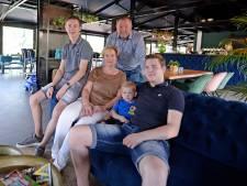 Losserse familie na turbulente periode: 'We hopen nu op zeven vette jaren'