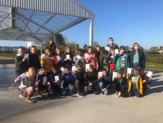 Gooikse kinderen ontvangen bloemenzaad om biodiversiteit te versterken