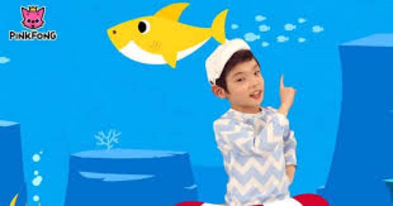 baby shark Beeld youtube