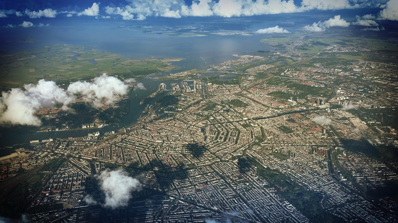 Amsterdam wordt veruit het vaakst genoemd van alle regio's en steden in het land. Beeld Getty Images/EyeEm