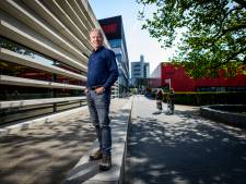 Dave Blank: 'mister Nano', prof. zonder bul, zwaait af op de UT