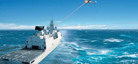 Kogel is verleden tijd: het laserwapen verovert het slagveld