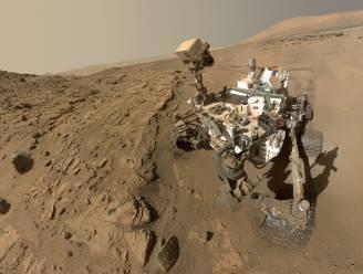 's Nachts ontstaat mogelijk vloeibaar water op Mars