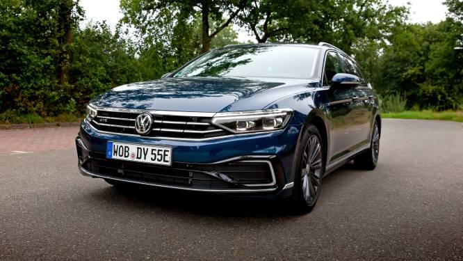 Test VW Passat GTE: ruime plug-inhybride is koning van de souplesse