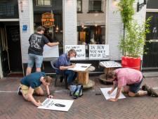 Harderwijks coronaprotest moet naar Wijde Wellen, maar daar wil organisator niets van weten