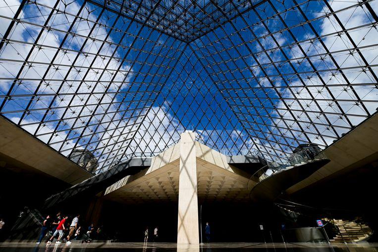 Het populairste museum ter wereld. Beeld Photo News