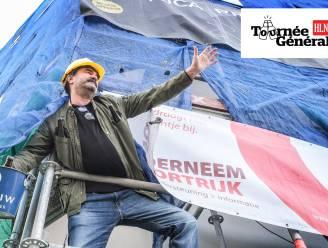 """Heraanleg gevel houdt café Den Bras niet tegen: """"We openen terras 'De Stelling', kom allemaal kijken"""""""