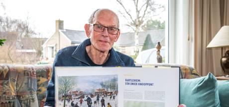 Vlissinger eert ouders: 'Bij Elfstedentocht 1947 redden zij het leven van 20 schaatsers'