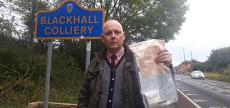 Des liasses de billets apparaissent dans un village anglais