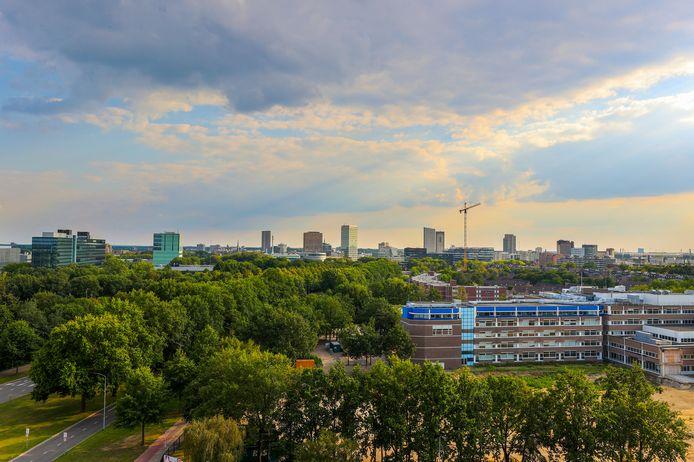 Skyline Eindhoven september 2020